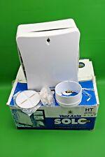 Vent Axia LoWatt Solo Plus HT 100mm Centrifugal Fan Humidistat & Timer 427483