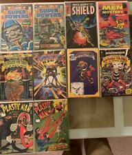 Pacific Comics CAPTAIN VICTORY #1 and #3  and Lot of Jack Kirby Comics 1980,s