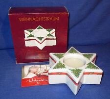 Hutschenreuther, Weihnachtstraum Sterntischlicht, Weihnachtsbaum, mit OVP