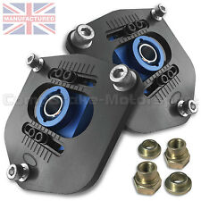 LANCIA DELTA EVOLUTION REAR TOP MOUNTS FULLY ADJUSTABLE (1 PAIR) CMB4329