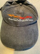 Qantas Australian GRAND PRIX 1998 Formula 1 Adjustable Adult Cap Hat