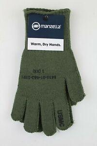 Shooting Gloves TS-40 Olive Drab USMC Marine Corps Size XS 2nd Fit Rothco New