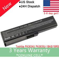 Laptop Battery for TOSHIBA Satellite C650D C655 C655D C660 C660D C670 C670D C675