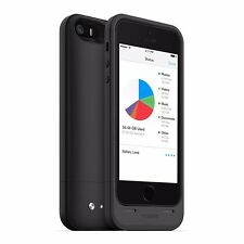 Mophie space pack de stockage 64GB & batterie case-iphone 5/5S - noir