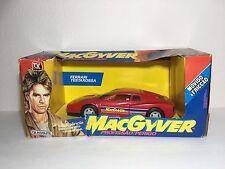MacGyver 1993 Brazil Glasslite Ferrari Testa Rosa Super RARE!