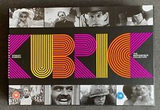 STANLEY KUBRICK - THE MASTERPIECE COLLECTION UK Blu-Ray 8 Films