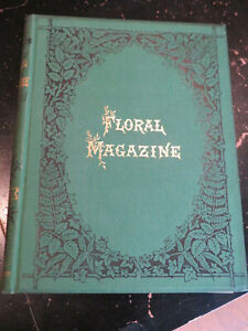 Floral Magazine New Series 20 plates 1879, London Hand Colored lithographs