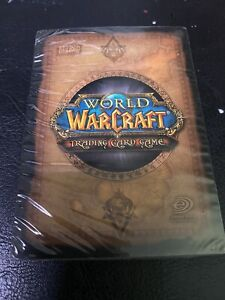 Pack Of World Of Warcraft Trading Card Game Cards