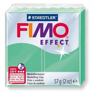 Fimo® Effect   57g jade edelstein