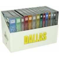 Dallas The Complete TV Series Season 1-14 DVD Plus 3 Movies Box Set NEW SEALED