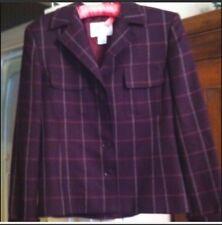 Vintage Oscar de la Renta Women Blazer Jacket Wool size 6 made in USA