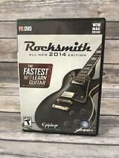 Rocksmith 2014 Edition Windows PC and Mac (No Cable)