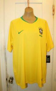 NIKE Brazil Football National Soccer CBF #9 George Home Jersey XXL 893856-749
