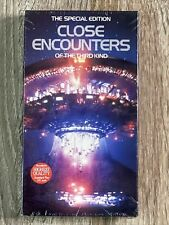 New listing Close Encounters of the Third Kind (Vhs) Brand New And Factory Sealed