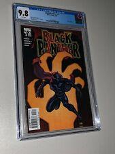 Black Panther #3 CGC 9.8 Shuri (002)
