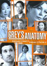 Grey's Anatomy : Season 2 / Deel - Partie 2 (4 DVD)