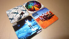 Muse Album Cover Drinks COASTER Set