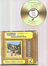 CD Learn ROMANIAN Pimsleur Language Program WORLD CITIZEN EDITION Audio CD Set
