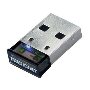Trendnet TBW-106UB Micro Bluetooth USB Adapter Printer Apple MAC PC Windows