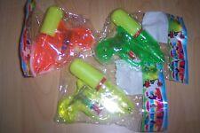 3 x Wasserpistole 12 cm - Mitgebsel Kinderbeburtstag - Sommerparty
