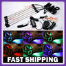 6pc Million Color LED Golf Cart LED Underglow Light Kit