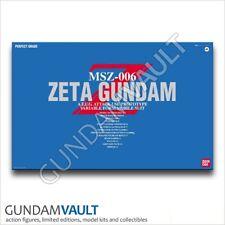 NEW 1/60 PG MSZ-006 Zeta Gundam A.E.U.G. Model Kit Bandai Perfect Grade