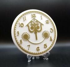 It's a Small World Clock Face Inspired Sign Plaque (Disney World Inspired Prop)