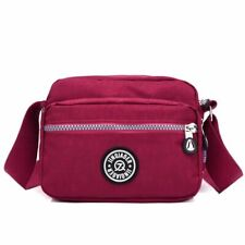 Female Handbag Casual Women Waterproof Nylon Messenger Cross Body Shoulder Bag