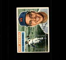 1956 Topps 75A Roy Sievers Gray Back VG-EX #D400658