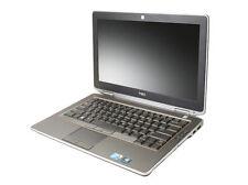 """Dell Latitude E6320 13.3"""" Intel Core i5 2nd Gen 4GB Ram 320 GB HDD Win 7 Webcam"""