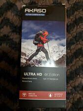 Akaso EK7000 4K WIFI Waterproof Sports Action Camera 170 Degree Wide Black