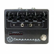 Keeley Compressor Pro Professional Studio Limiter True Bypass Guitar FX Pedal