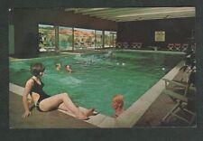 1982 Postcard - Holiday Inn Swimming Pool, Cambridge, Ontario