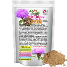 250g (8.8 oz) Milk Thistle (Silymarin) Seed Powder - Free Shipping