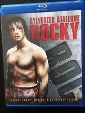 Rocky. Sylvester Stallone (Blu-ray Disc, 2009)