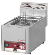 Modular Elektro Nudelkocher Pastakocher Tischgerät 3kW 330x600x290mm Gastlando