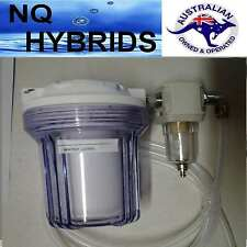 HHO COMBO GAS DRYER FILTER    1/4 NPT THREAD HYDROGEN GENERATOR   4 WHEEL DRIVE