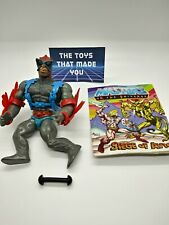 New ListingVintage Masters Of The Universe Stratos With Mini Comic