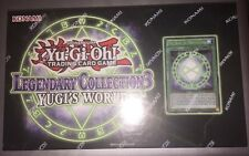 YuGiOh Legendary Collection 3 Yugi's World LCYW Mega Pack Booster Box New Sealed