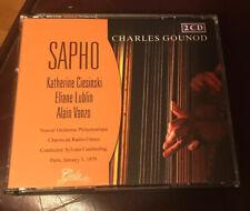 Cambreling / Gounod: Sapho - Ciesinksi; Lublin; Vanzo; Charles Gounod [Compose..