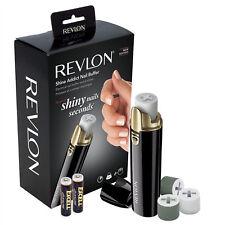 Revlon Nail Buffer Polisher Manicure Shine New