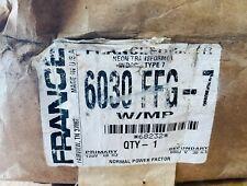 Franceformer Indoor Type 7 6030 Ffg 7 120v 60hz 165a 6000v 30ma Neon Sign Parts