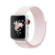 Apple Watch Sport Loop Band 38/40mm Series 1/2/3/4/Sport/Nike+ Pearl Pink NEW