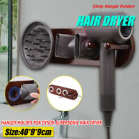 Wall Mount Bracket Iron Hanger For Dyson Supersonic Hair Dryer Accessories