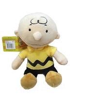 Snoopy Peanuts Charlie Brown Cartoon Plush Soft Toy Doll Hot