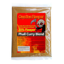 Carolina Reaper  Curry Powder Mix. Warning this is Hot. 100g - Recipe included
