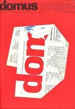 DOMUS - N° 776 novembre 1995