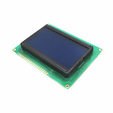 Ks0108 128x64 Graphic LCD Blue Backlight para easypic 5 lcm12864c