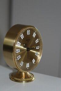 Seltene Swiza 8 Tage Uhr / Gehäuse in Oval Form ohne Uhrwerk