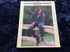 More details for rare the john cougar mellencamp songbook usa guitar piano tab chord book 1988